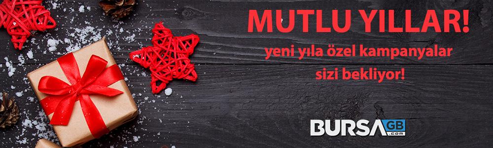 Oyunculara Özel Yeni Yil Kampanyalari BursaGB'den!