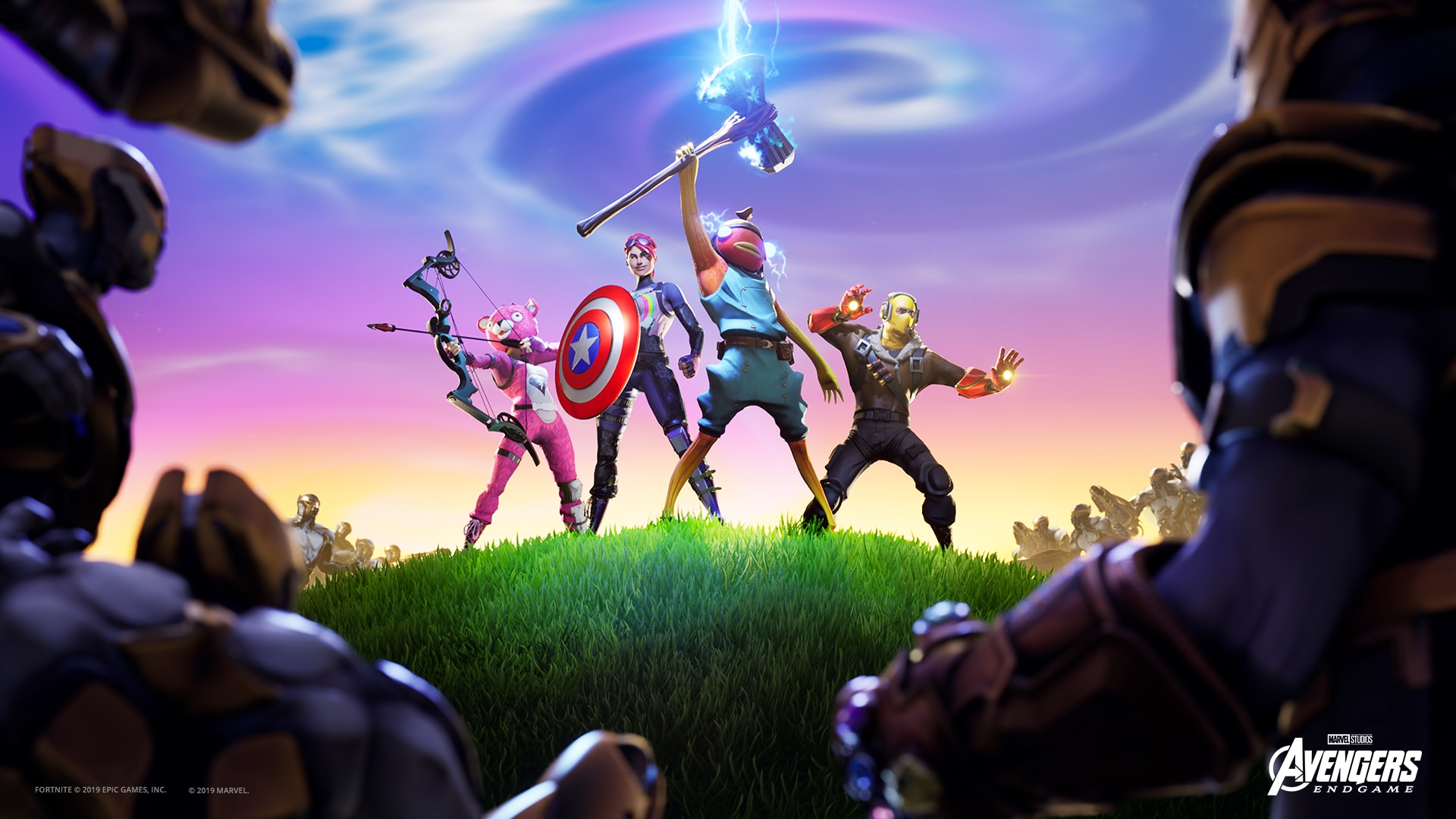 Fortnite'dan ENDGAME Modu!