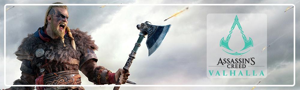 Assassin's Creed Valhalla Duyuruldu - Çıkış tarihi ve Oyun Hikayesi