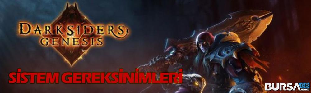 Darksiders Genesis Sistem Gereksinimleri Yayınlandı!