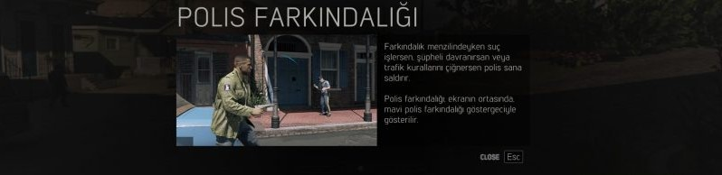 MAFIA III Artık Türkçe!