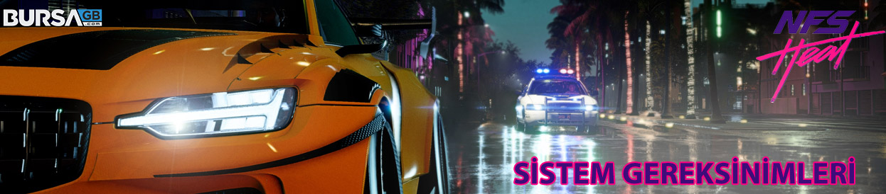 Need for Speed Heat Sistem Gereksinimleri