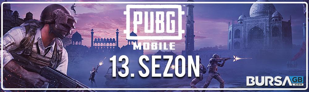Pubg Mobile 13. Sezon [Çıkış Tarihi ve Daha Fazlası]