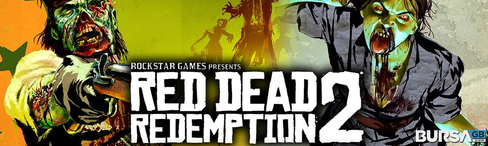 Red Dead Redemption 2 Zombi Modu Yayınlandı!
