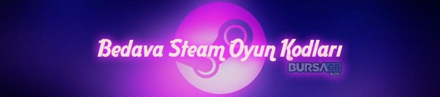 Steam Hesabınız için Bedava Steam Oyun Kodları - 1