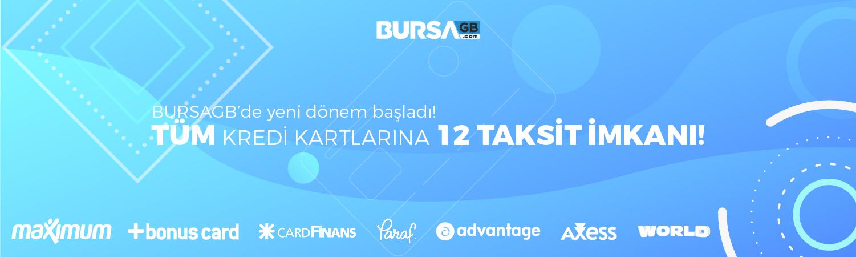 Oyun Alisverislerinizde Taksitlendirme Firsati BursaGB'de!