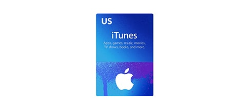 iTunes Gift Card 10 USD