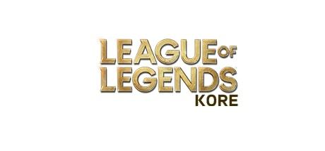 LoL Kore Sunucusu Onaylanmış Random Hesap
